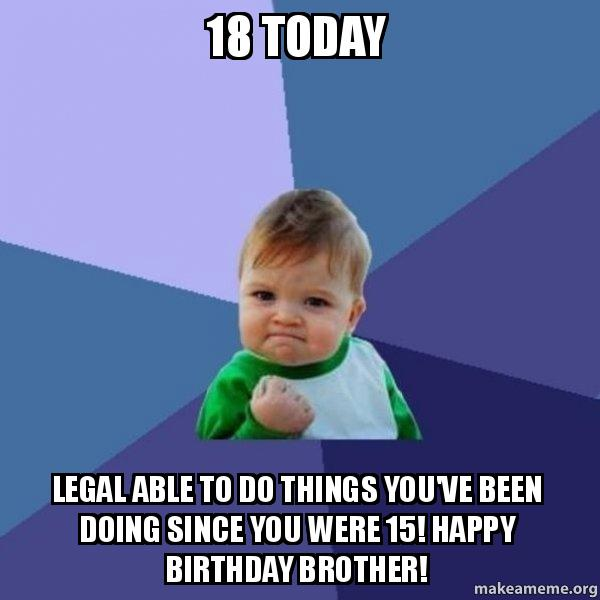 legal things to do at 18