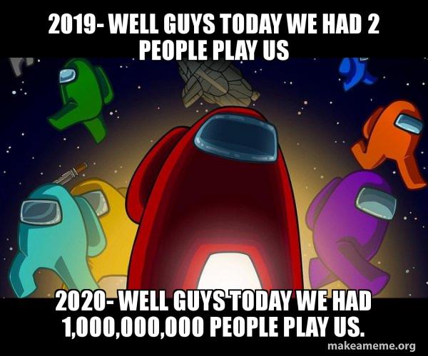 Among Us meme