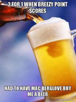Ameristralia Beer