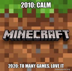 2010 VS 2020