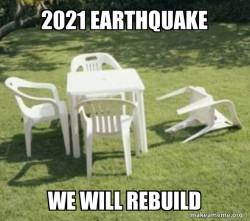 2021 earthquake