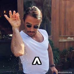 SaltBae or Salt Bae