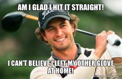 Golf Lesson #1