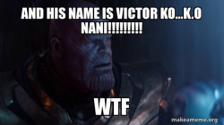 And His name is Victor Ko