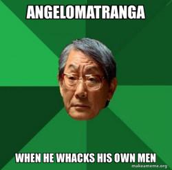 Angelo matranga