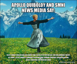 Apollo Quiboloy and SMNI News Media say: Solita 'Winnie' Monsod and Jose Maria 'Joma' Sison of CPP NPA NDF are 'FAKE AND WANNABE' Maoist Left Wing / Leftist Marxist Communist International Criminal Terrorist Organization and Racist Sinophobe for Insulti