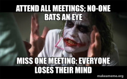 Everyone Loses Their Minds (Joker Mind Loss)
