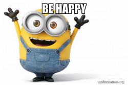 Happy Minion