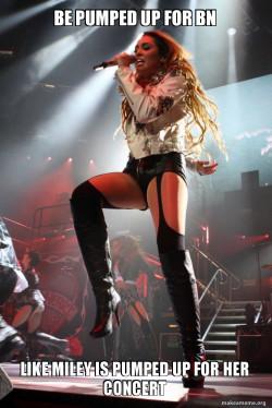 Miley Cyrus/BN