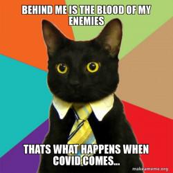 #covid-crazy