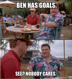 See? Nobody Cares.