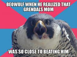 Beowulf meme#1