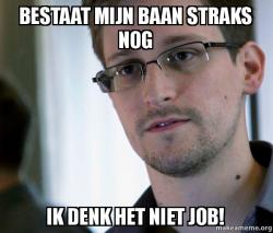 Edward Snowden (NSA Whistle Blower)