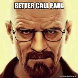 Walter White Breaking Bad