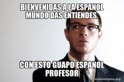 Espanol Profesor
