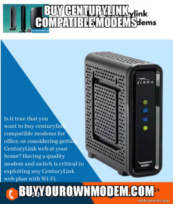 BUY CENTURYLINK COMPATIBLE MODEMS