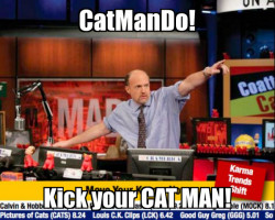 Deep State Denial - #CatBox