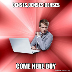 Overly Suave IT Guy