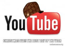 Christmas eve!!! The shortest day ever