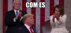 Nancy Pelosi Clapping