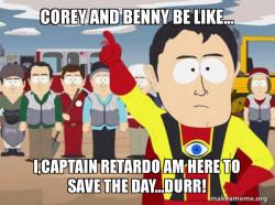 Captain Retardo
