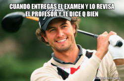 Adam Scott Golfer
