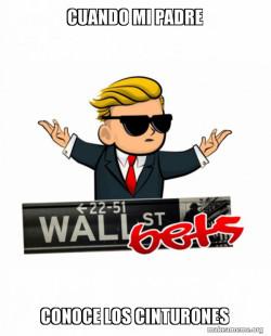 Wall Street Bets ( WallStreetBets ) Logo