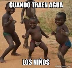 Dancing Black Kids