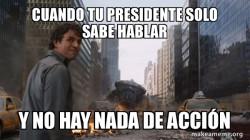 los  presidente