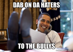 to the bullys