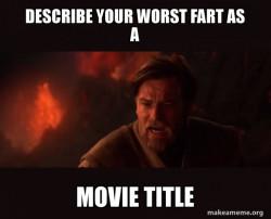 Obi-Wan Kenobi - You Were The Chosen One!