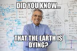 Good Guy Professor || Earth