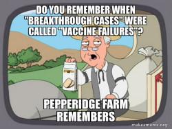 Vaccine Failure