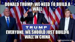 This a very nice meme- Donald Trump