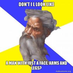 Advice God
