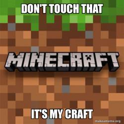 Minecraft meme that made me pee myself
