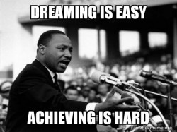 I Have a Dream,