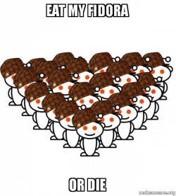 Reddit Army w/ FEDORAS