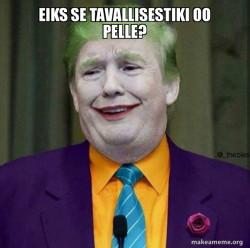 Donald Trump - The Joker