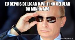 Hacker Putin