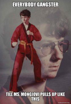 Karate Kyle