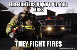 Fire Fighter boi