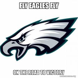 Philadelphia Eagles are the best