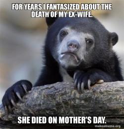 Confession Bear