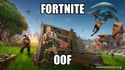 Fortnite Oof