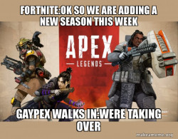 GAYPEX LEGENDS