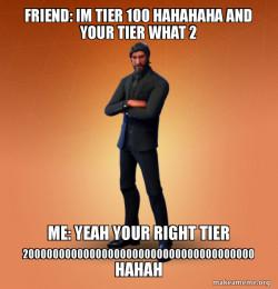 tier 100