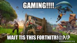 Fortnite Battle Royale game