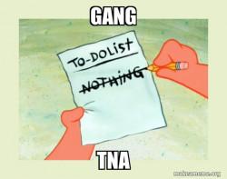 To Do List - Fuck trey bitch