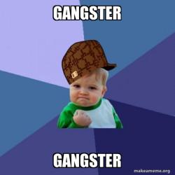 Scumbag Success Kid